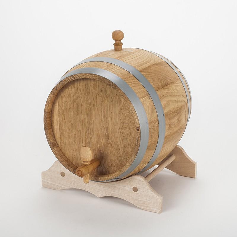 Tonneau en bois 5 Litres