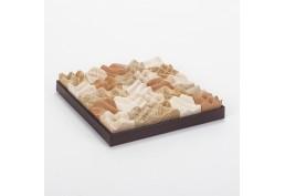 Truzzle Maille cubes multicolore (12,5 cm)
