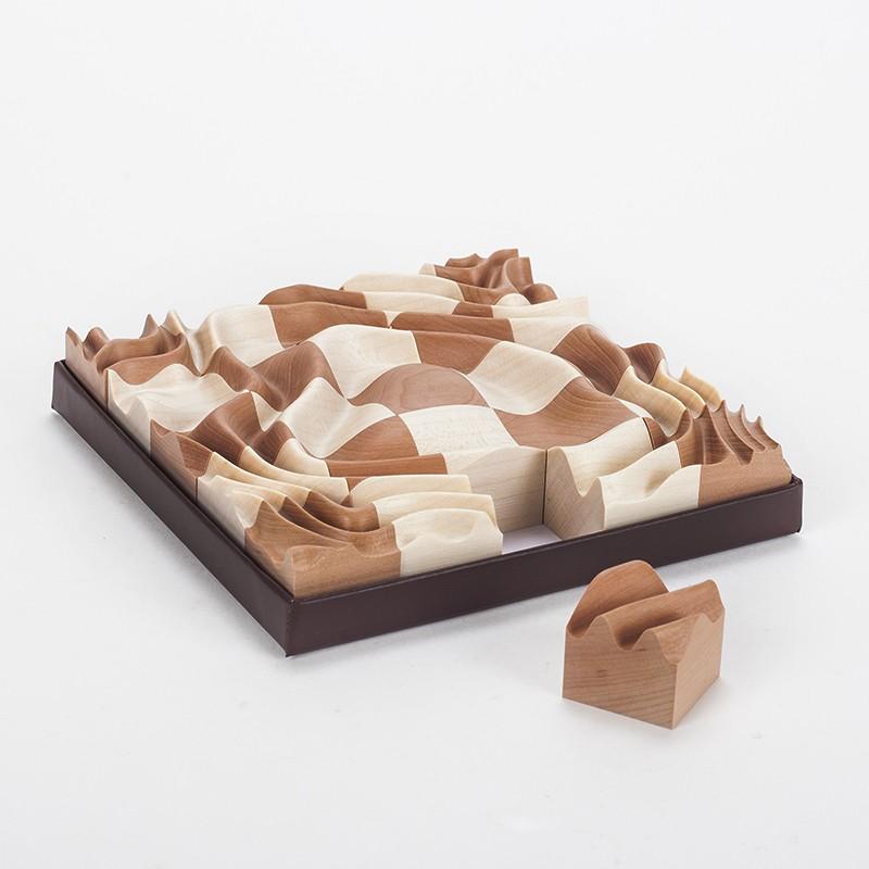 Truzzle Atoll cubes bicolore (12,5 cm)