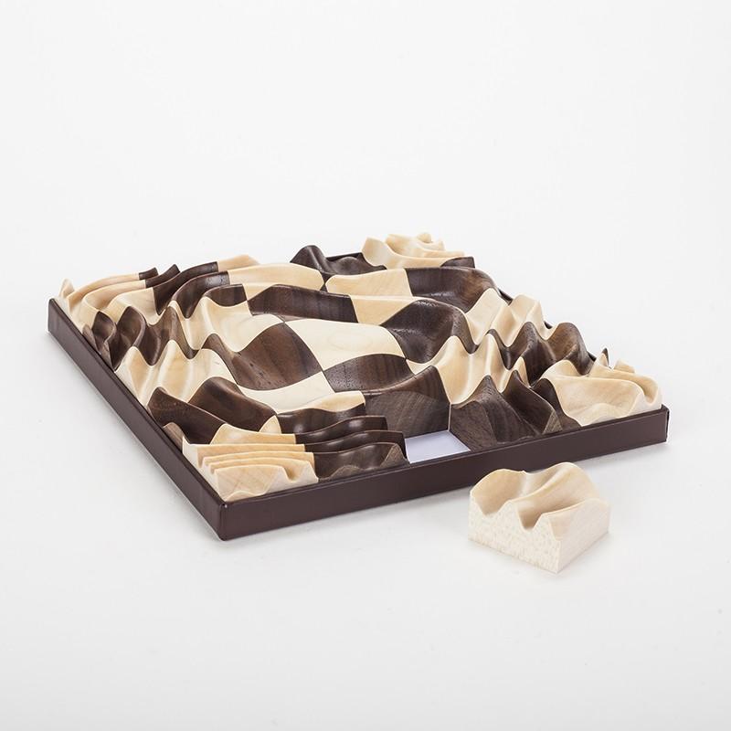 Truzzle Atoll cubes damier (18 cm)