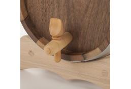 Tonneau en bois 2 Litres