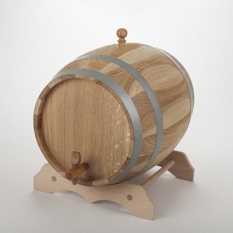 Tonneau en bois 10 L