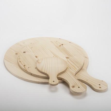 Kit 3 planches en bois pour brunch