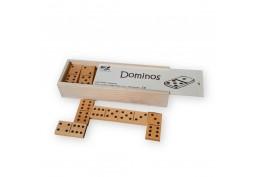 Coffret grands Dominos en bois