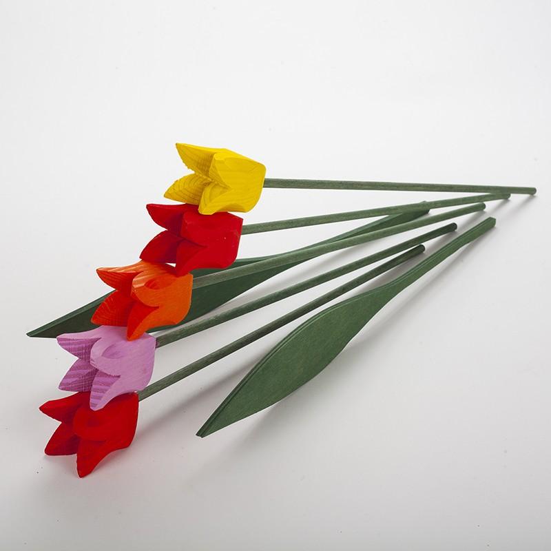 Tulipes En Bois Original Et Design Fabrication Francaise