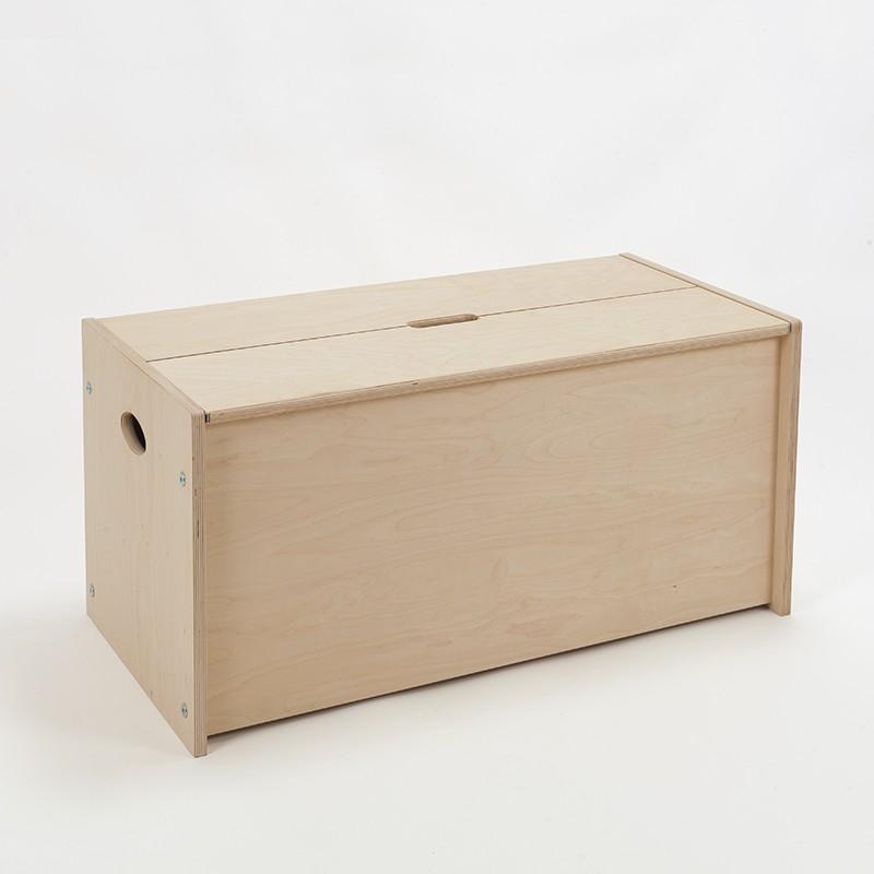 meuble en bois design transformable coffret jouets armoire table. Black Bedroom Furniture Sets. Home Design Ideas