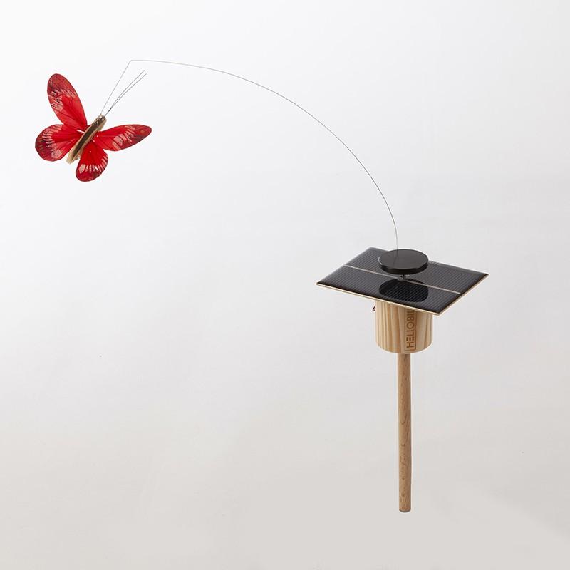 Papillon volant solaire